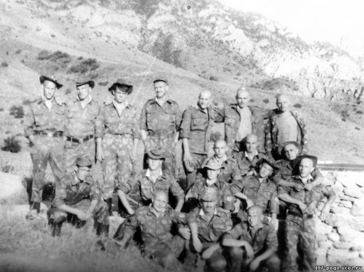 Бой на 12-й пограничной заставе 13 июля 1993 года